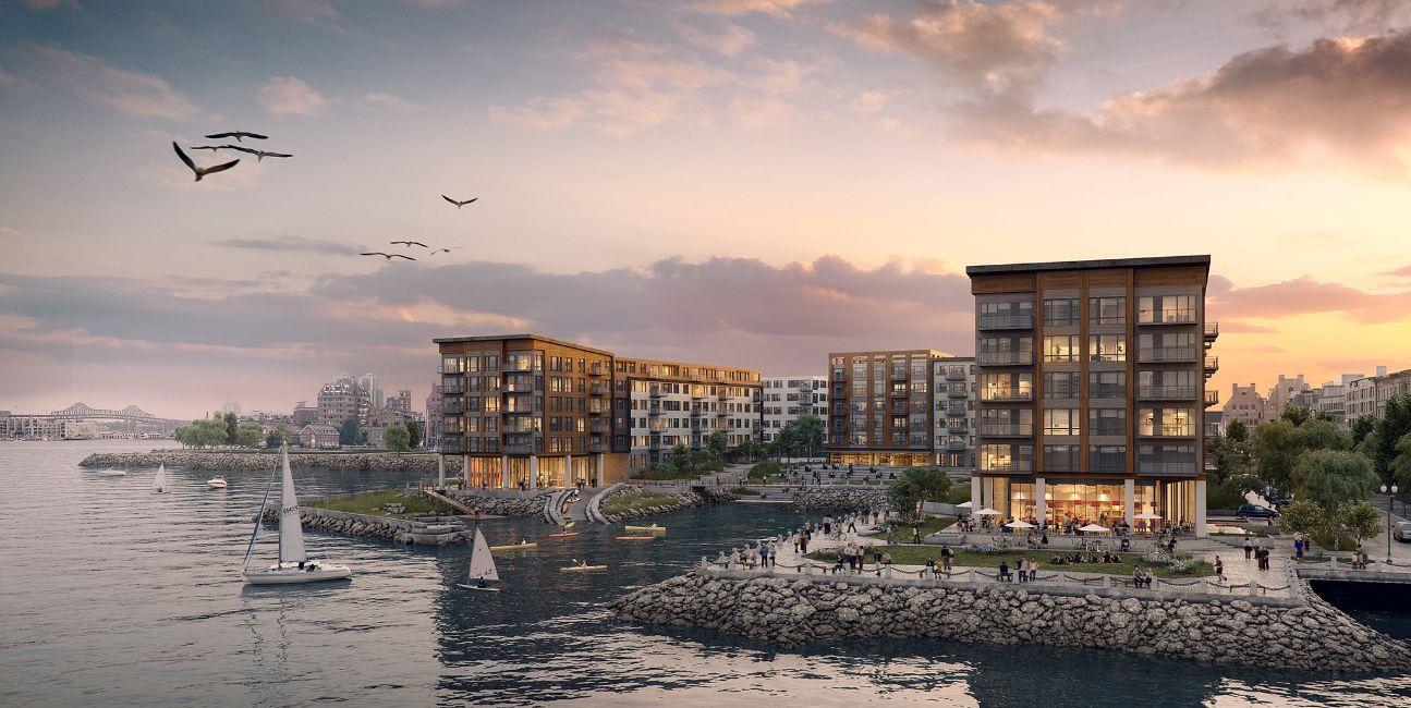 Brennan Consulting Clippership Wharf